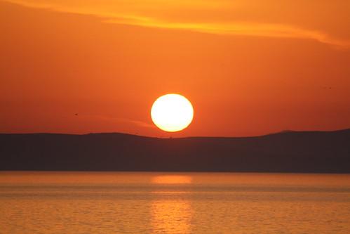 Erdek Sunset by esteban08.