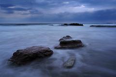 Itzurun 2 (jonlp) Tags: longexposure sea beach landscape mar playa paisaje hondartza itsasoa itzurun nikond700 paisajea