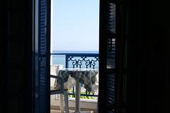 A room with a view (Boxley) Tags: sea doors apartment balcony greece crete kriti ellda makrigialos   hells libyansea krt