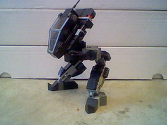 Thunderbolt Walker 01 (En!gmaticArtist) Tags: shadow soldier post lego walker lance legos soldiers minifig mecha mech apoc faction postapoc shadowlance thunderboltshadowlancelegionasofjune2009