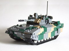 "CV-100 ""Bayonet"" IFV (Aleksander Stein) Tags: infantry lego military vehicle fighting bayonet ndc ifv cv100 infantr"