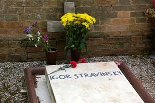 Stravinsky.