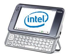 Nokia Intel N810