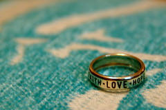 The greatest of these... (sarowen) Tags: love silver hope faith jewelry ring 1corinthians13 faithhopelove 1corinthians1313