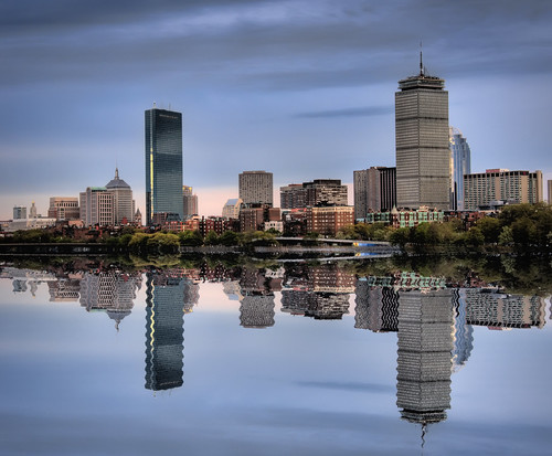 Boston in the Mirror par werkunz1