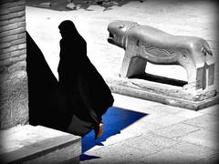 iran maggio 2009 (anton.it) Tags: trip portrait corner eyes women iran digitale hijab persia 1001nights viaggio isfahan chador canong10 antonit 1001nightsmagiccity ringexcellence