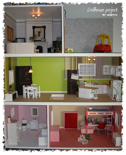 Dollhouse Project # 6