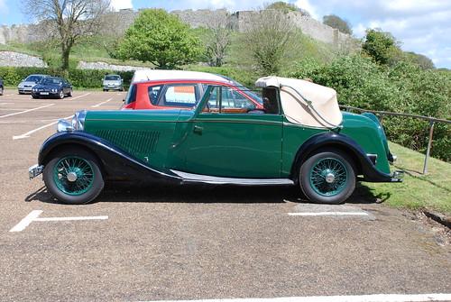 Bentley Derby 4.25 Litre (1937