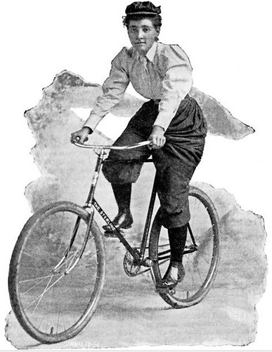 Bicycles and Dress Reform by Les Dérailleuses / Women In Gear.