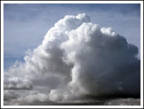 Cloud or blast?