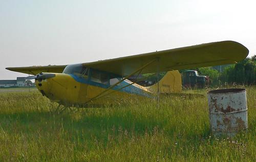 Aeronca 11AC Chief (N9506E)