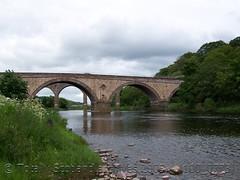 North Esk bridges