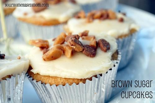 brown sugar cupcakes - Page 337