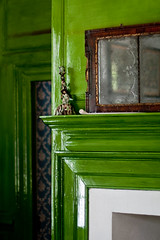 Green (jennifer glass) Tags: green architecture interior verdigris colonialwilliamsburg cw p parlor 18thcentury drawingroom mantel chimneypiece brusheverardhouse pulvinatedfrieze
