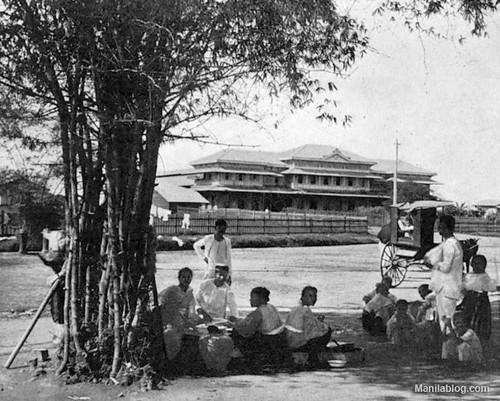 Tutuban Railway 1900s