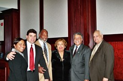 Senator Peters at NAACP meeting in 2007