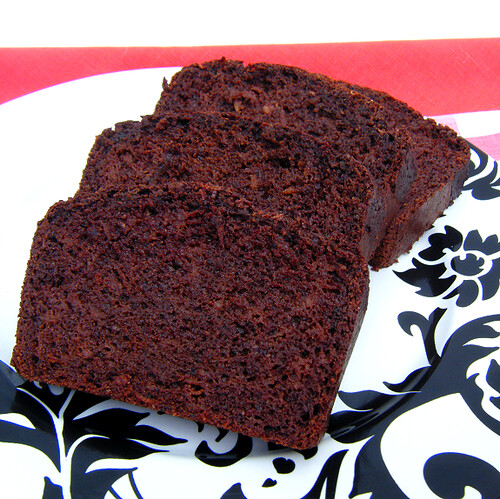 Healthier Grain-Free Chocolate Zucchini (or Apple) Bread | Healthy