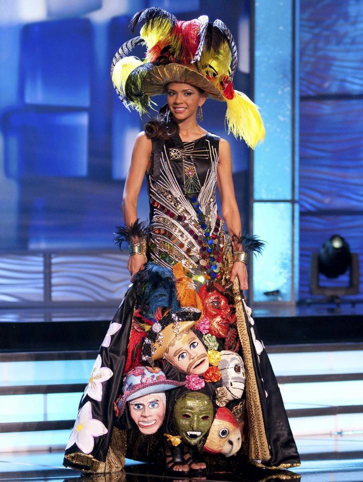 Traje Típico de Miss Nicaragua