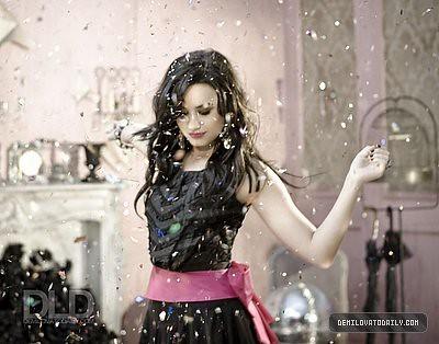 Demi Lovato Here We Go Again Photo shoot by Demi Lovato Fan.