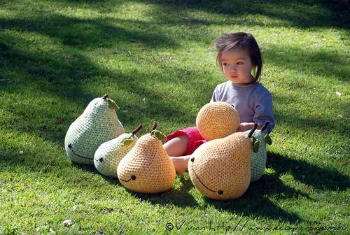 Ysoline & Amigurumi Pears