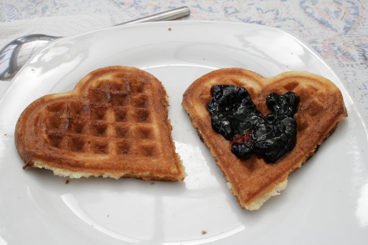 Maia's waffles