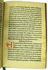 Coloured initial in Petrarca, Francesco: Historia Griseldis