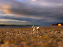 Evening Painter (rodneyharrison1966) Tags: littlepeople slinkachu