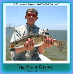 BIG MISSISSIPPI SPOTTED SEA TROUT - Phillip Chisholm and his big spotted sea trout caught aboard TEAM BRODIE CHARTERS - Photo by Capt. Robert L. Brodie (teambrodiecharters) Tags: fish gulfofmexico beautiful grass island big fishing beds gator trout speck fishingcharters angler troutfishing shipisland speckledtrout charterboat spottedseatrout beautifulfish sightfishing islandfishing guidedfishing teambrodiecharters gatortrout lighttacklefishing beautifultrout fishingfortrout fishingbig barrierislandfishing grassbeds fishingbarrier troutbig livebaitfishing phillipchisholm biloximsfishing finespeck