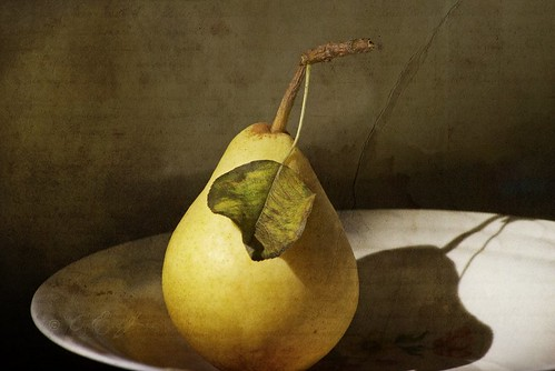 """There are only ten minutes in the life of a pear when it is perfect to eat."" - Ralph Waldo Emerson"