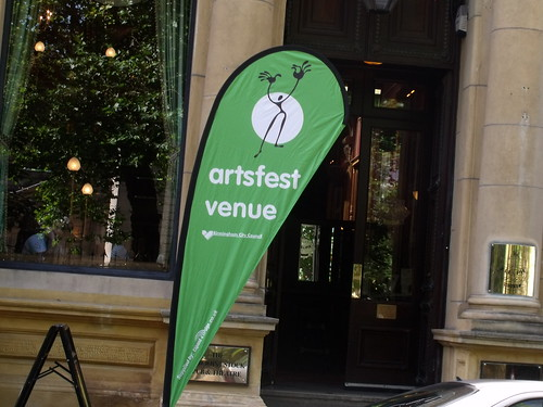 Artsfest Venue - The Old Joint Stock - Temple Row West