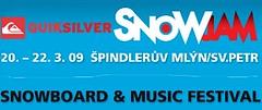 QUIKSILVER SNOWJAM 2009
