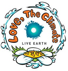 Love The Climate logo
