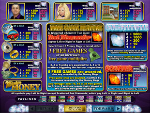 free Mister Money slot mini symbol
