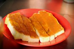 Kaya Toast, Toh Soon Coffeeshop, Lorong Campbell, Georgetown, Penang