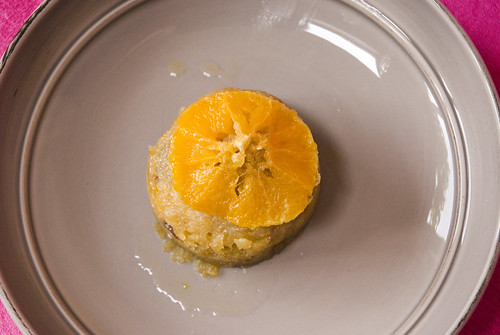 Clementine pud