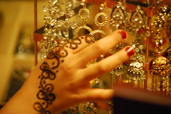 Beautification (Mostly Dull) Tags: muslim eid henna festivities mehndi