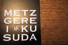 METZGEREI KUSUDA (Mokeneco) Tags: km k2000