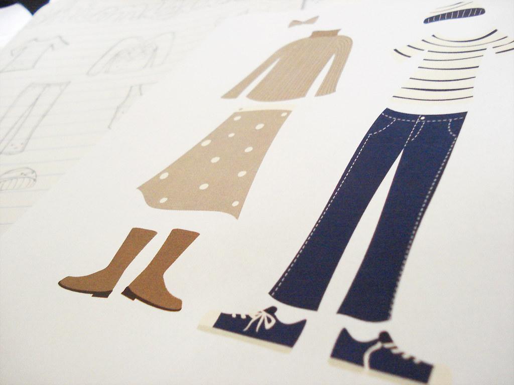 fashions...