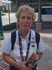 Nancy: a fountain of knowledge about Downtown Disney