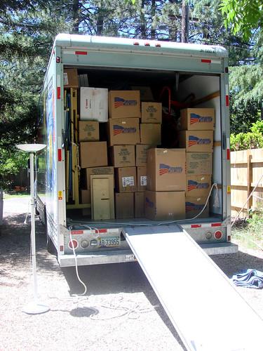The Moving Van