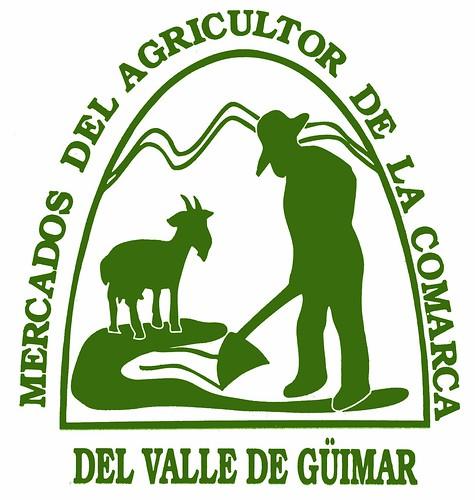 Logo Mercados del Agricultor Comarca Valle de Güímar