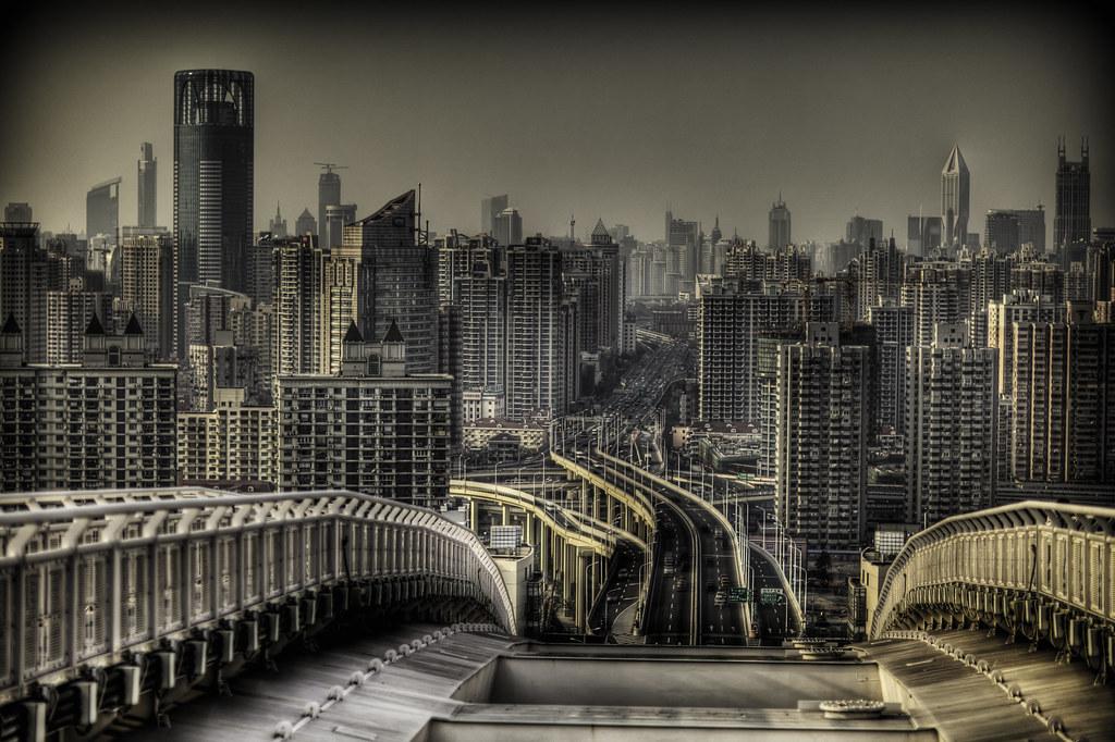 Shanghai Rollercoaster.