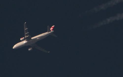 Swiss Airbus A320 HB-IJK