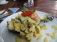 Chicken Curry Salad - Bladok, Yogyakarta
