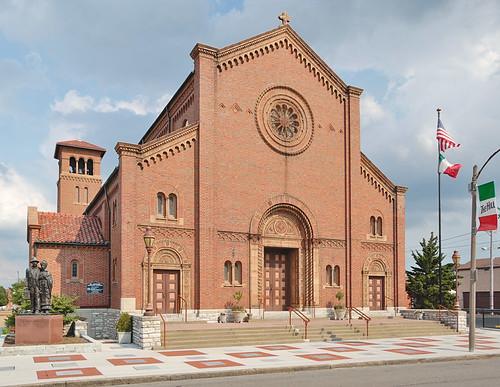 Saint Ambrose - exterior 1