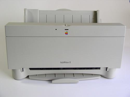 Apple StyleWriter II