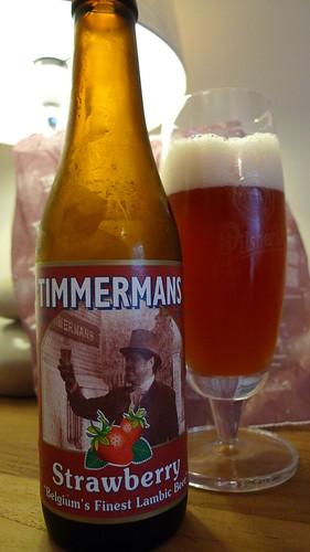 Timmermans Strawberry