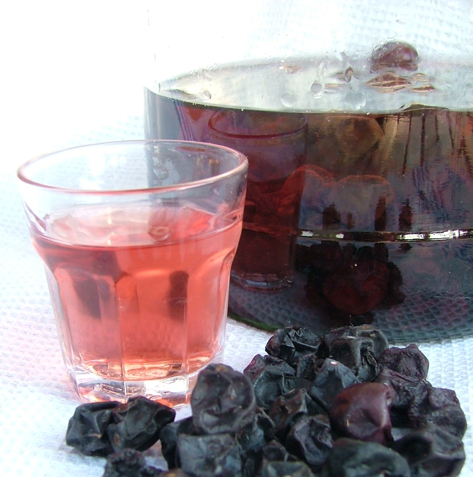 strawberry grape liqueurs