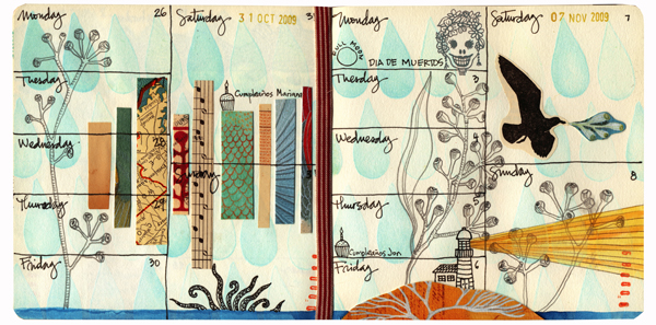 The Oct/Nov 09 pages