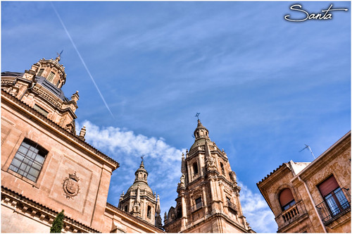 Skyline de Salamanca